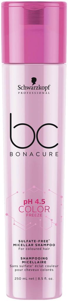Schwarzkopf BC Color Freeze Shampoo sulfatfrei - 250 ml