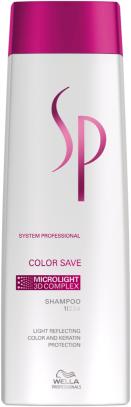 Wella SP Color Save Shampoo - 250 ml