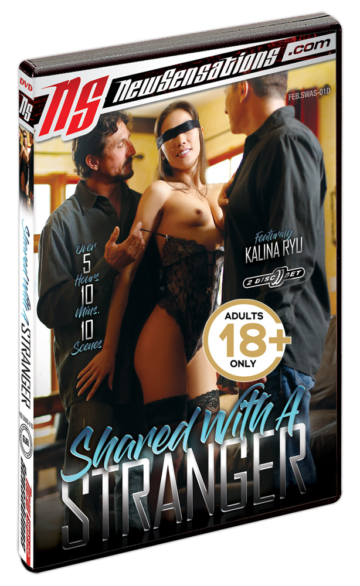 """""""Shared with a Stranger"""" 2 DVDs"""